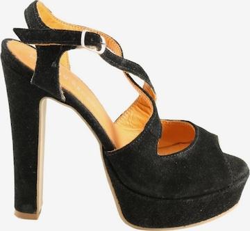 Mai Piu Senza High Heels & Pumps in 36 in Black