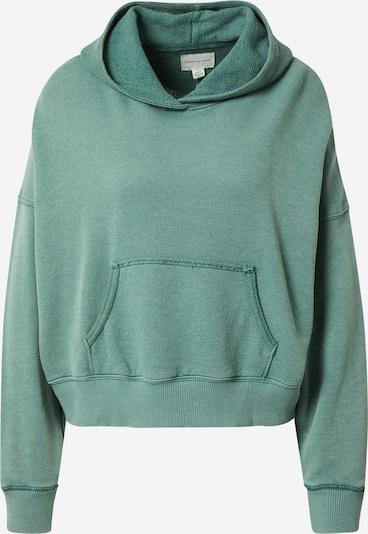 American Eagle Sweatshirt 'DOLMAN' in Jade, Item view