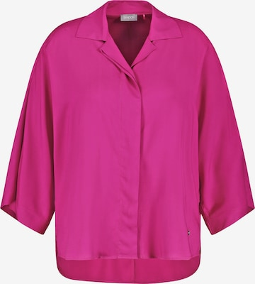 SAMOON Blouse in Pink
