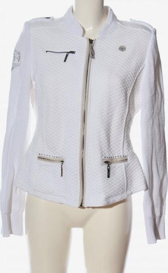 L'Argentina Sweatshirt in L in braun / weiß, Produktansicht