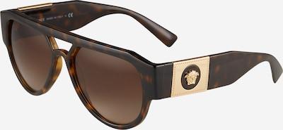 VERSACE Sonnenbrille '0VE4401' in karamell / dunkelbraun / gold, Produktansicht