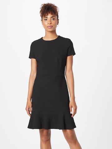 Robe de cocktail 'Kilanas' HUGO en noir