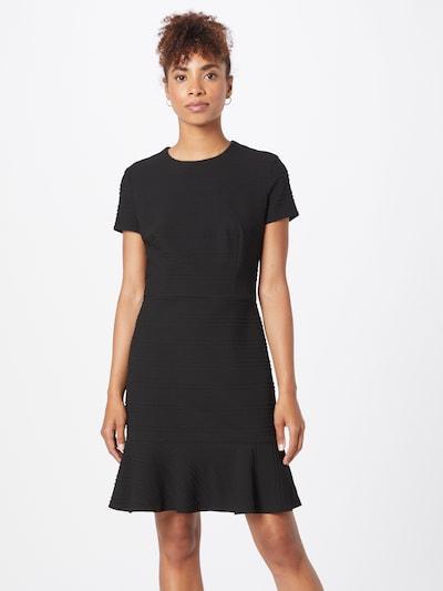 Rochie de cocktail 'Kilanas' HUGO pe negru, Vizualizare model