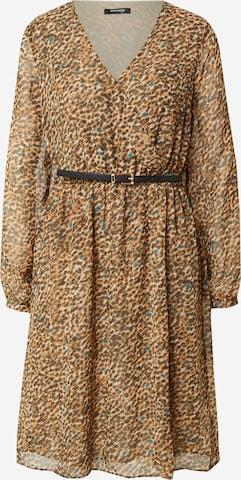 Orsay Kleid in Beige