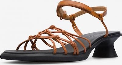 CAMPER Sandalen ' Dina ' in braun, Produktansicht