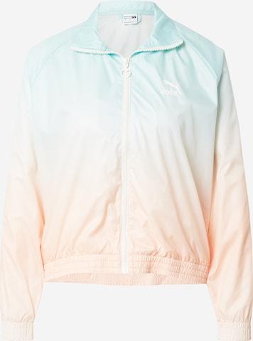 PUMA Jacke in Pink
