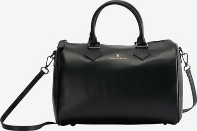 DreiMaster Klassik Handtasche in schwarz, Produktansicht