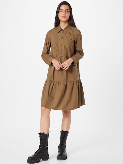 Rochie tip bluză 'DOCKS' CINQUE pe oliv, Vizualizare model
