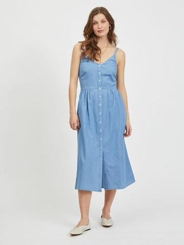 VILA Dress 'Fanzi' in Blue
