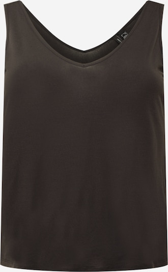 Vero Moda Curve Haut 'AVA' en noir, Vue avec produit