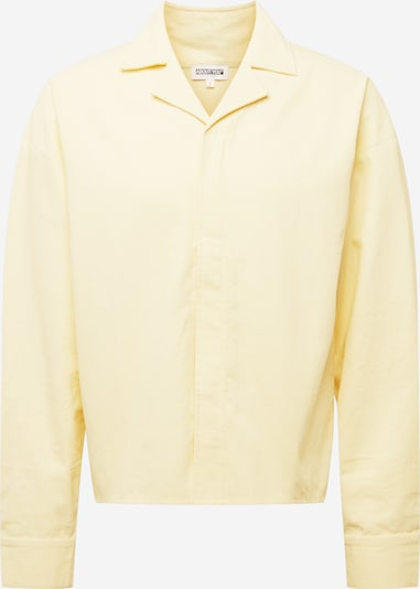 ABOUT YOU Limited Button Up Shirt 'Jamie' in Light yellow, Item view