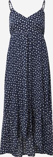 HOLLISTER Kleid in navy / weiß, Produktansicht