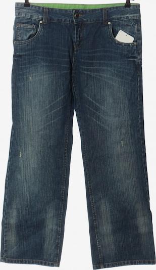 G!na Straight-Leg Jeans in 30-31 in blau, Produktansicht