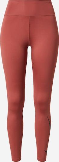 Pantaloni sport NIKE pe rosé / negru / alb, Vizualizare produs