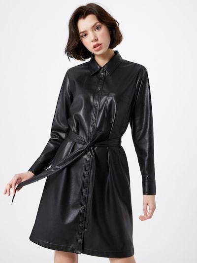 HUGO Kleid 'Kelana-1' in schwarz, Modelansicht