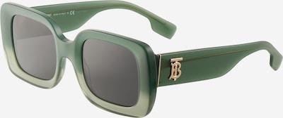 BURBERRY Lunettes de soleil '0BE4327' en vert clair, Vue avec produit