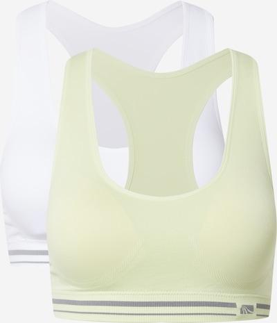 Marika Sportovní podprsenka 'KELLY' - světle zelená / bílá, Produkt