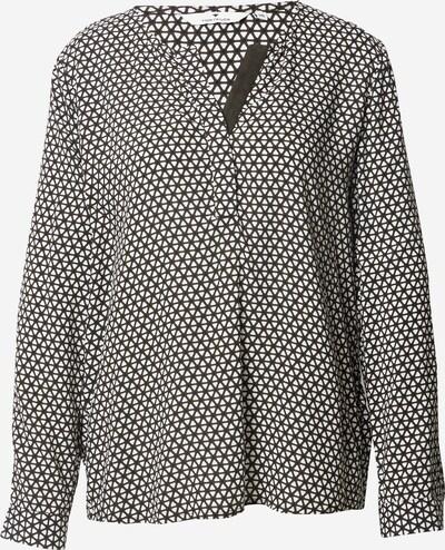TOM TAILOR Блуза в черно / бяло, Преглед на продукта