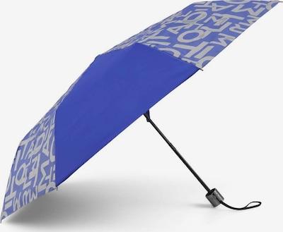 TOM TAILOR Regenschirm in blau / weiß, Produktansicht