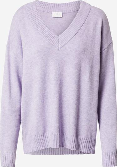 VILA Pullover en lavendel, Vue avec produit