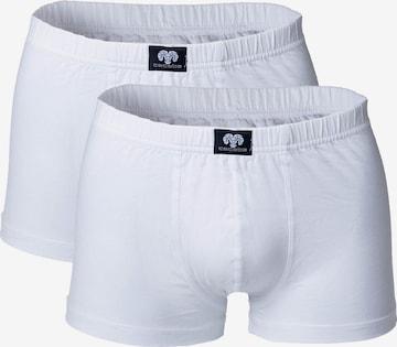 CECEBA Boxershorts in Weiß