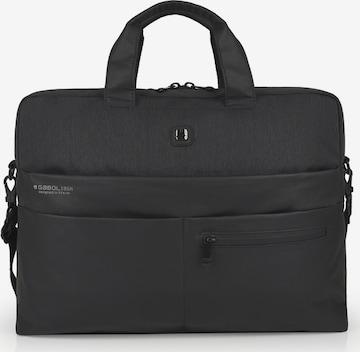 Gabol Laptoptasche in Schwarz