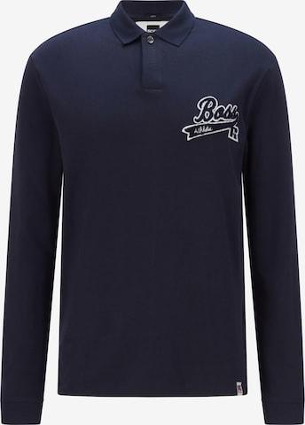 BOSS Särk 'Peron_Russell Athletic', värv sinine