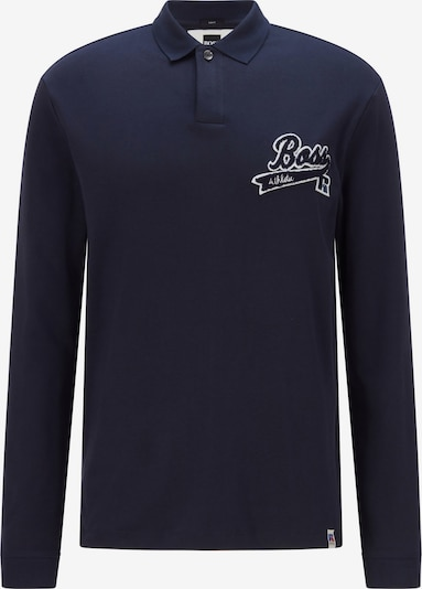 BOSS Shirt 'Peron_Russell Athletic' in navy, Produktansicht