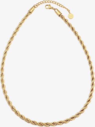 GOOD.designs Halskette in gold, Produktansicht