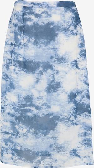 usha BLUE LABEL Sukně - kouřově modrá / opálová / světlemodrá / bílá, Produkt