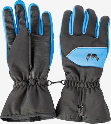 Whistler Skihandschuhe 'WILLOW Ski Gloves' in Schwarz