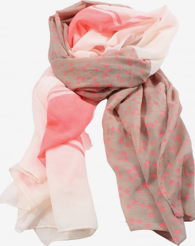 ONLY Sommerschal in One Size in nude / pink / wollweiß, Produktansicht