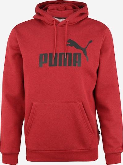 PUMA Sporta svīteris sarkans / melns, Preces skats