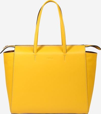 Plase de cumpărături 'REGINA' FURLA pe galben, Vizualizare produs
