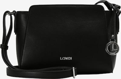 L.CREDI Crossbody Bag 'Filippa' in Black, Item view