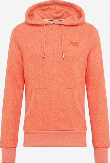 Superdry Sweatshirt in de kleur Sinaasappel, Productweergave