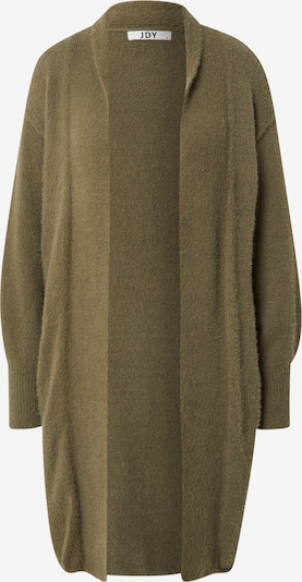 JDY Knitted Coat 'ALESSI' in Khaki, Item view