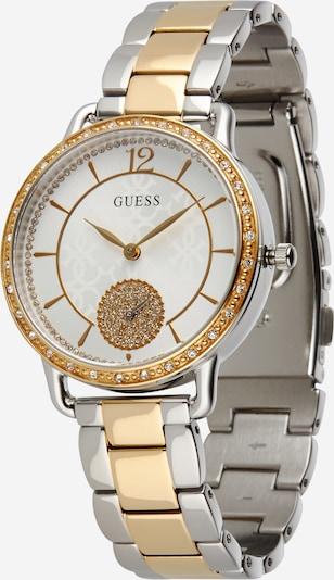 GUESS Uhr in gold / silber, Produktansicht