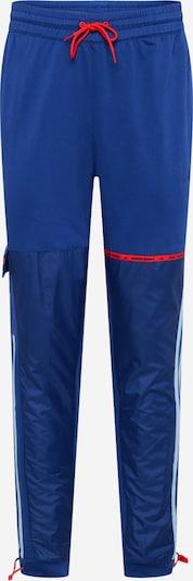 ADIDAS PERFORMANCE Sportbyxa 'TRAE' i blå / marinblå / vit, Produktvy