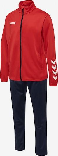 Hummel Trainingspak in de kleur Navy / Rood / Wit, Productweergave