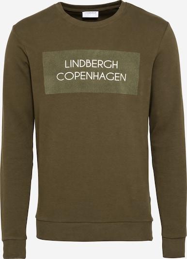 Megztinis be užsegimo iš Lindbergh , spalva - rusvai žalia / margai žalia / balta, Prekių apžvalga