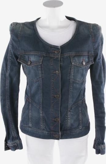 DRYKORN Jeansjacke in L in dunkelblau, Produktansicht
