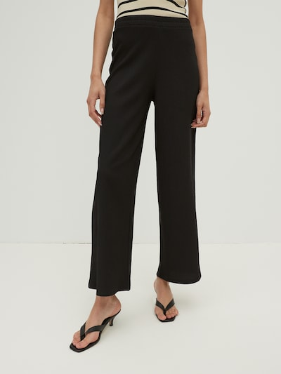EDITED Trousers 'Philine' in Black, View model