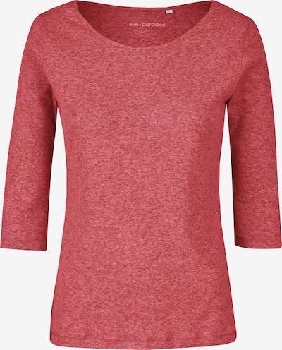 eve in paradise Shirt 'Gwen' in kirschrot, Produktansicht