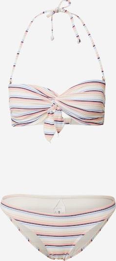 RIP CURL Bikini 'GOLDEN STATE' krēmkrāsas / debeszils / Zelts / vecrozā / melns, Preces skats
