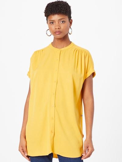 LTB Bluse 'KIPOTE' in gelb, Modelansicht