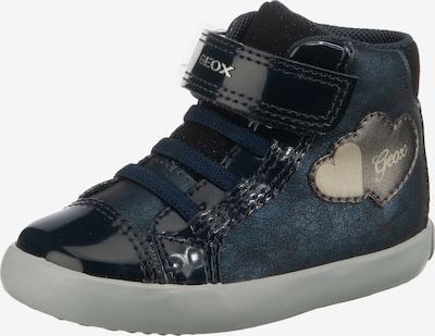 GEOX Sneaker in blau / schwarz, Produktansicht