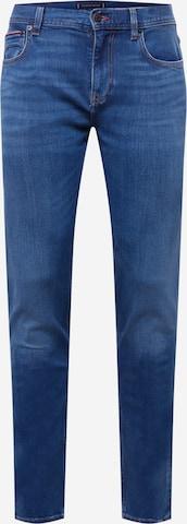 TOMMY HILFIGER Teksapüksid 'Denton', värv sinine