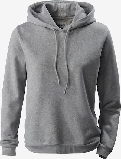 PHYNE The Hoodie in grau, Produktansicht