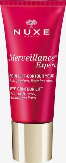 Nuxe Augencreme 'Merveillance Expert Yeux' in gold / rubinrot, Produktansicht